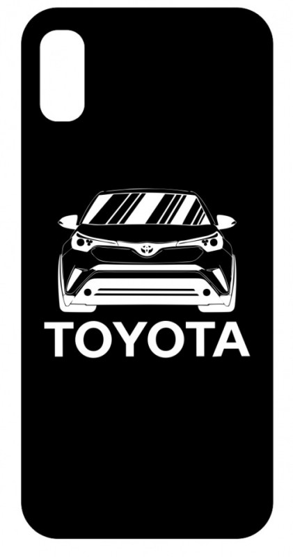 Capa de telemóvel com Toyota CHR