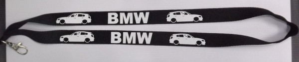 Fita Porta Chaves - BMW 120 Com Stig