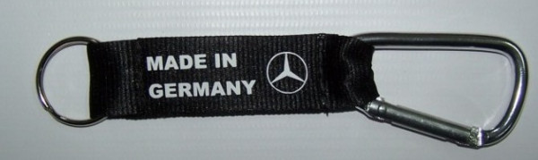Fita Porta Chaves para Mercedes Made in Germany