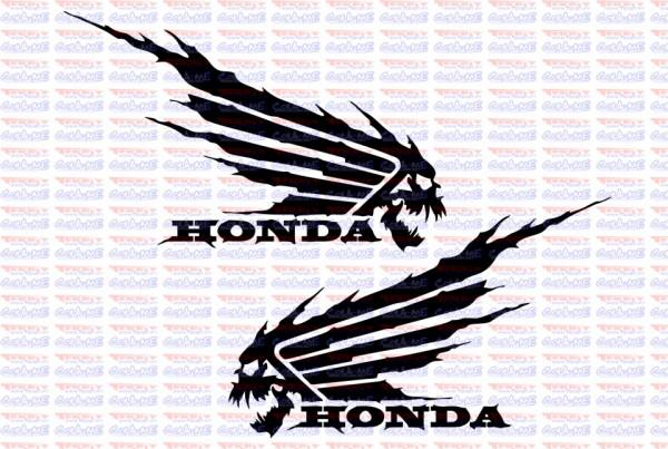 Imagens Honda - Motas (Par)