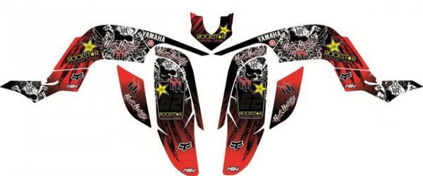 Imagens Kit Autocolantes Para Moto - Yamaha Raptor 660