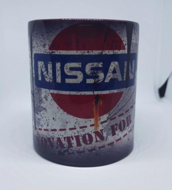 Mealheiro com Nissan