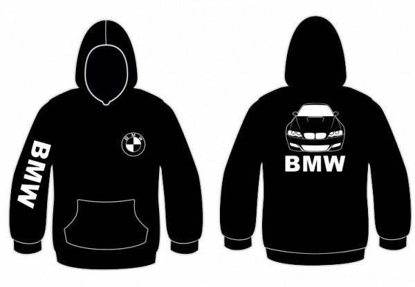 Sweatshirt com capuz para BMW E46
