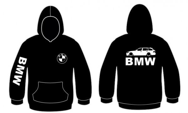 Sweatshirt com capuz para BMW E61 Touring Série 5