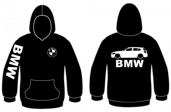 Sweatshirt com capuz para Bmw F20
