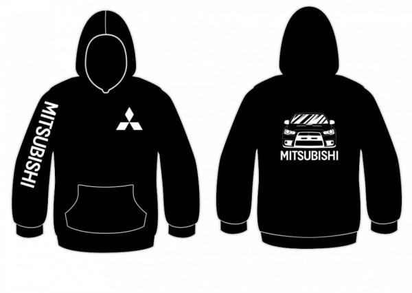 Sweatshirt com capuz para Mitsubishi  Evalution X