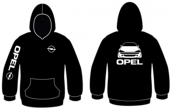Imagens Sweatshirt com capuz para Opel Tigra