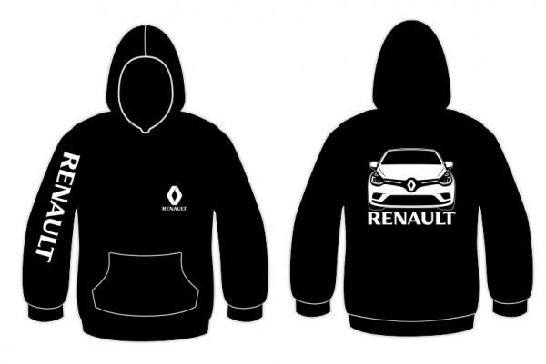 Imagens Sweatshirt com capuz para Renault Clio 4