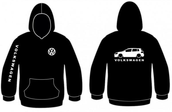 Imagens Sweatshirt com capuz para Volkswagen Golf 6