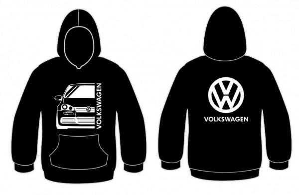 Imagens Sweatshirt com capuz para Volkswagen Golf V