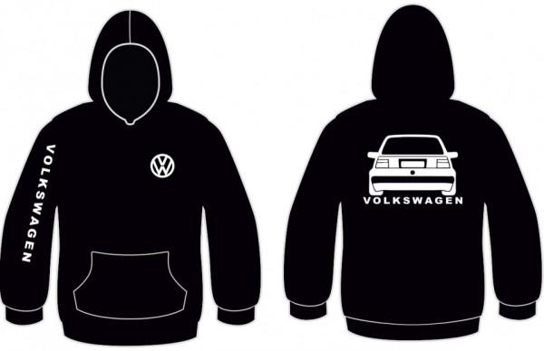Imagens Sweatshirt com capuz para Volkswagen Jetta MK2