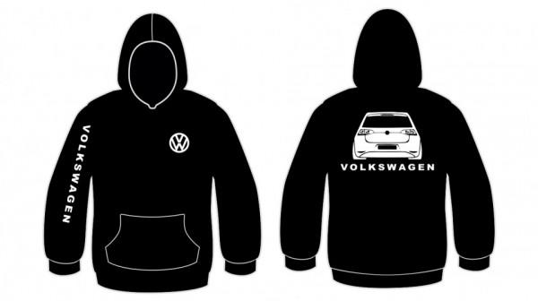 Imagens Sweatshirt com capuz para VW Golf 7