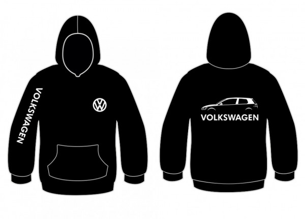Imagens Sweatshirt para Volkswagen Golf Mk7 3 portas