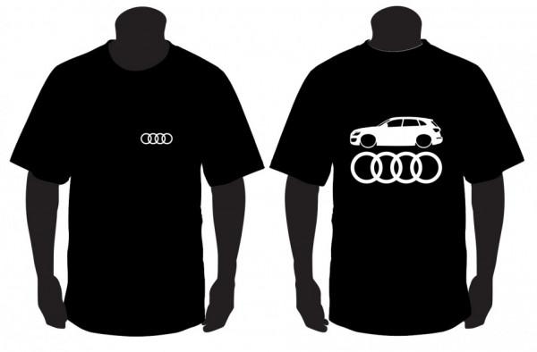 Imagens T-shirt para Audi Q5