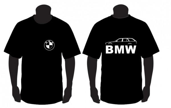 Imagens T-shirt para BMW E34 Touring