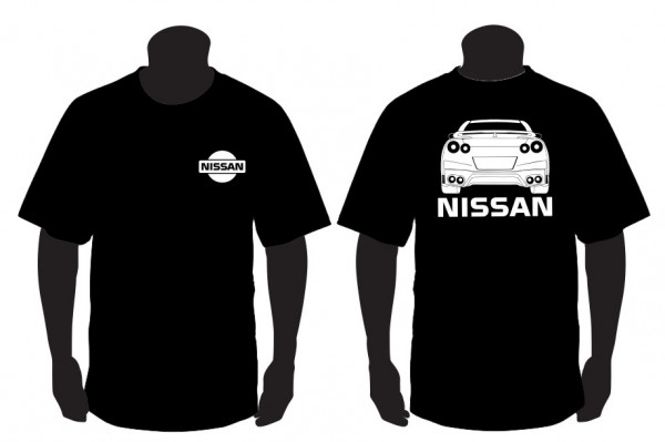 Imagens T-shirt para Nissan GTR R35