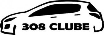 Autocolante - 308 Clube