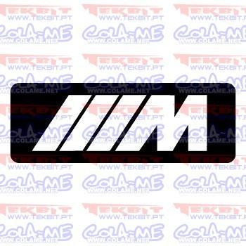 Autocolante - BMW ///M
