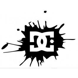 Autocolante - DC Mancha