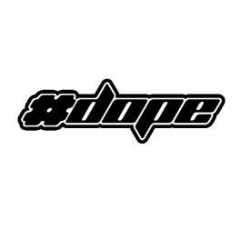 Autocolante - Dope