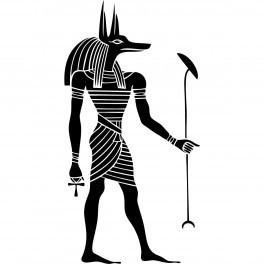 Autocolante - Figura Egipto