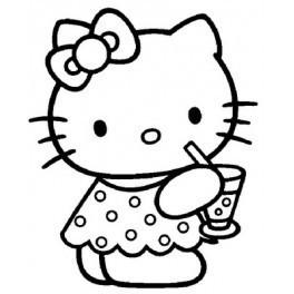 Autocolante - Hello Kitty 6