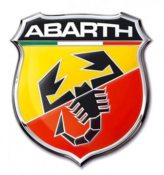 Autocolante Impresso - Abarth