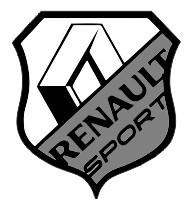 Autocolante Impresso - Renault Sport
