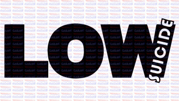 Autocolante - Low Suicide