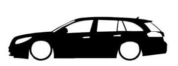 Autocolante - Opel Insignia - Carrinha