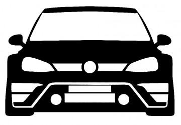 Autocolante para VW Golf 7