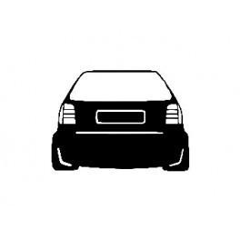 Autocolante para VW Polo Mk4