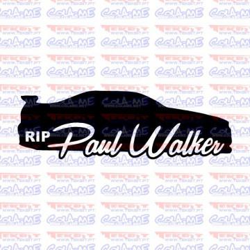 Autocolante - Paul Walker RIP