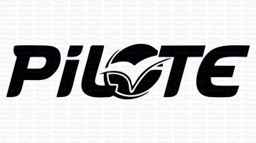 Autocolante - PILOTE
