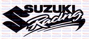 Autocolante - Suzuki Racing
