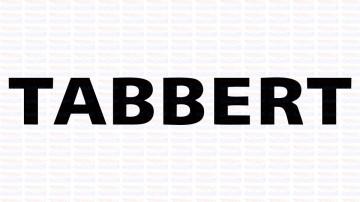 Autocolante - TABBERT