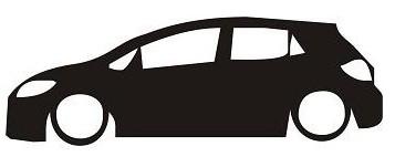 Autocolante - Toyota Auris