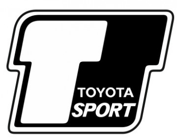 Autocolante - Toyota sport
