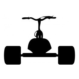 Autocolante - Trike Drift