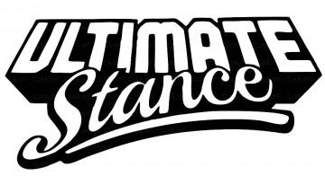 Autocolante - Ultimate Stance