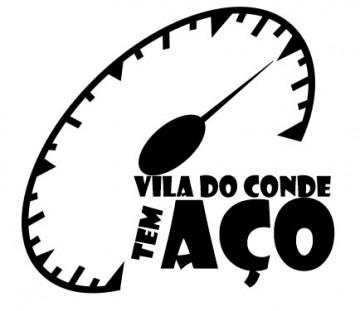 Autocolante - Vila do Conde tem aço