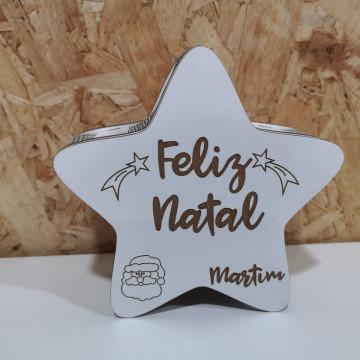 Caixa Para Chocolates / Guarda Joias - Estrela