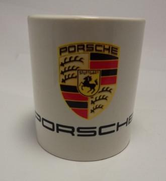 Caneca com Porsche
