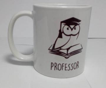 Caneca com Professor
