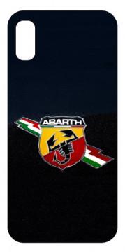 Capa de telemóvel com Abarth