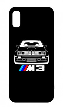 Capa de telemóvel com BMW E30 M3