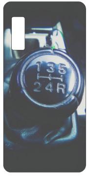 Capa de telemóvel com Caixa de Velocidades