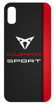 Capa de telemóvel com Cupra Sport