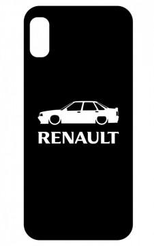 Capa de telemóvel com Renault 21