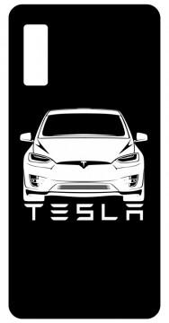 Capa de telemóvel com Tesla Model X